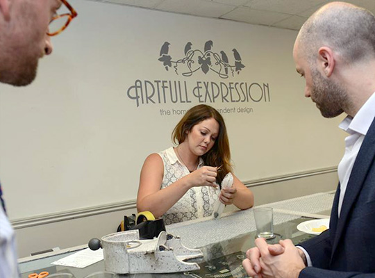Artfull Expression - The Home Of Independent Jewellery Design