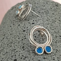 Earrings In Silver