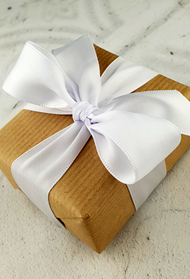 Jewellery Gift Wrapping Service at Artfull Expression